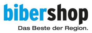 """Logo des Internetshops """"biber shop"""""""