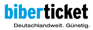 "Logo des Ticket-Anbieters ""biber ticket"""