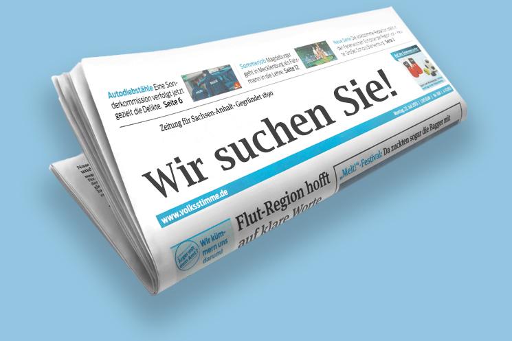 Karriere machen - Mediengruppe Magdeburg