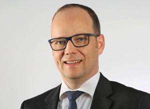 Marco Fehrecke, Geschäftsführer der Mediengruppe Magdeburg