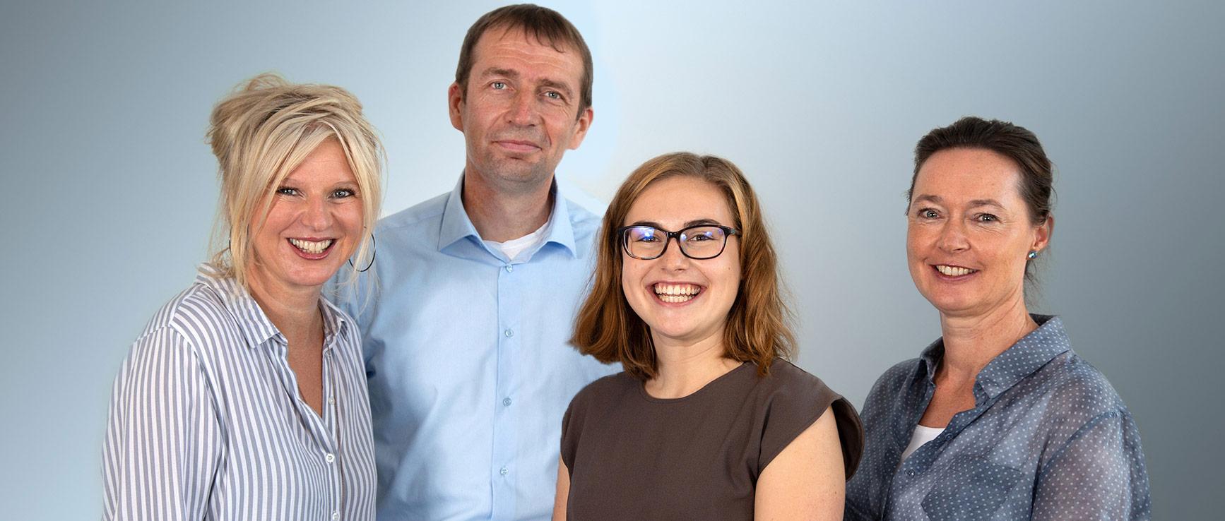Mitarbeiter der Mediengruppe Magdeburg