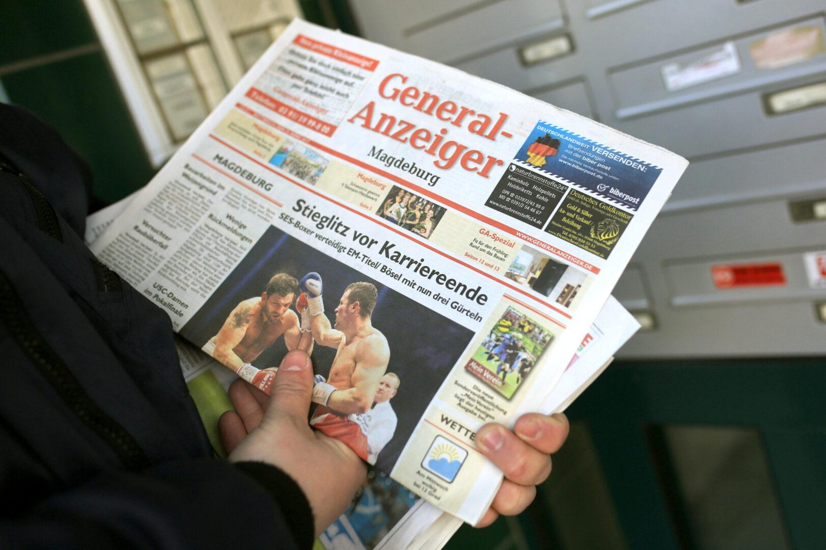 Anzeigenblatt General-Anzeiger