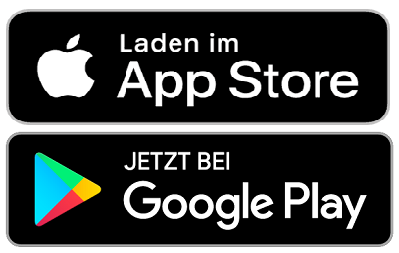 App-Store und Google-Play-Logo Download - Smart Media
