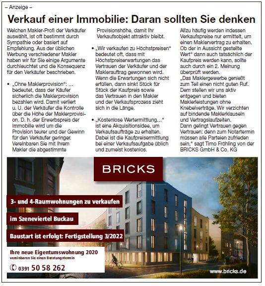 Best Practice - BRICKS GmbH & Co.KG 1
