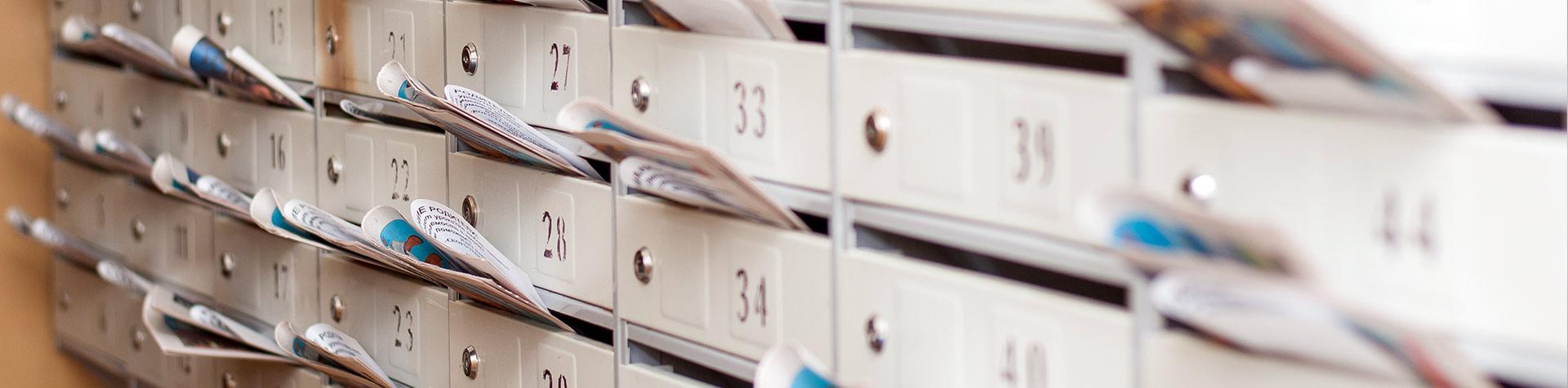 Header General-Anzeiger Anzeigenblatt Briefkasten