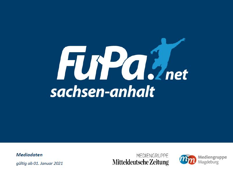Preisliste FuPa Deckblatt