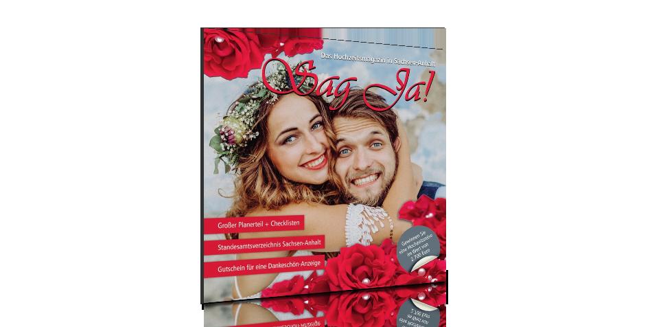 Magazin - Sag Ja!
