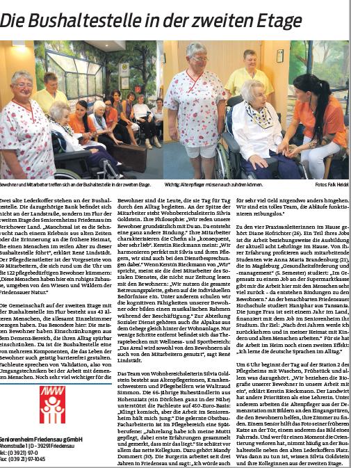Best Practice - Seniorenheim Friedensau 3