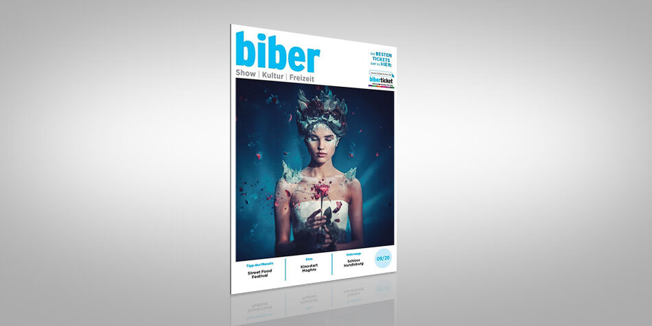 Biber Magazin für Konzert Kultur und Veranstaltungen 2020_09