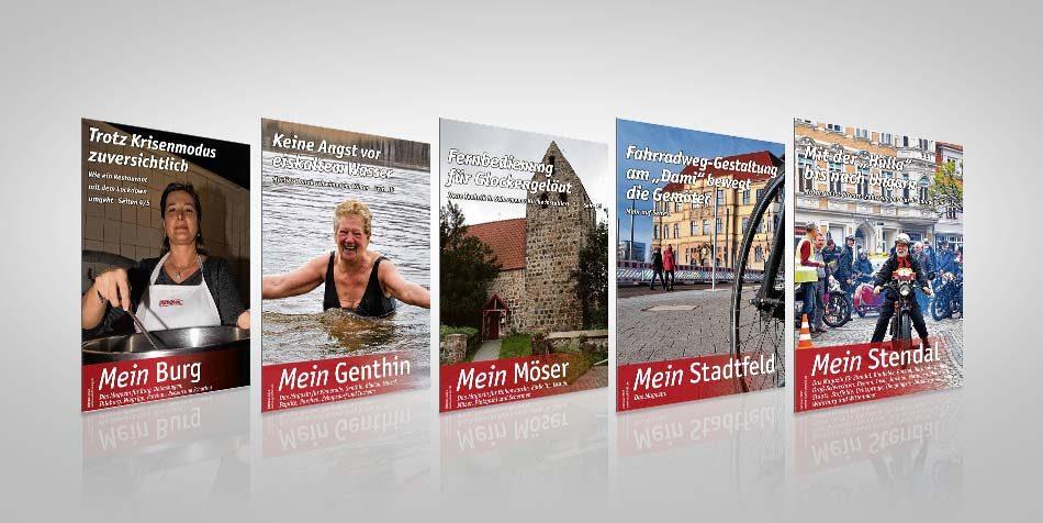 Magazine - Meine Region