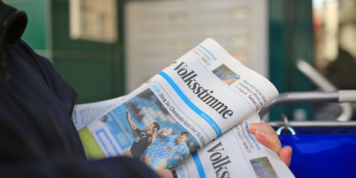 Volksstimme Zeitung